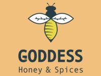 Goddess Logo Design & Branding