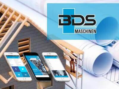 Bds Maschinen iphone application iphone app development mobile app development app development android app development