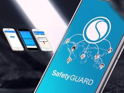 iSafety Guard iphone application iphone app development mobile app development app development android app development
