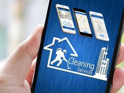 Cleaning Services iphone app development mobile app development app development android app development
