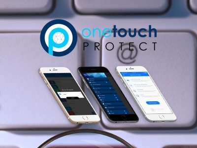 One Touch Protect iphone app development mobile app development app development android app development