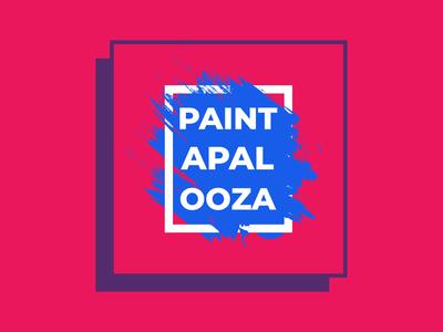 Event Branding | Paintapalooza