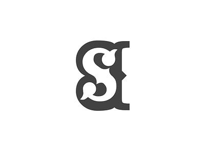 SB vol.1 white black logo typography typo letter monogram b s