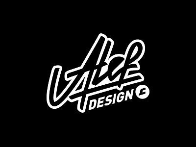 Alef Design 3 design flip wordmark typography script logotype logo lettering identity branding