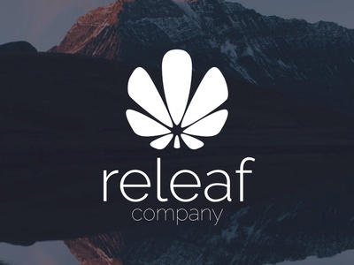 Releaf Logo Design