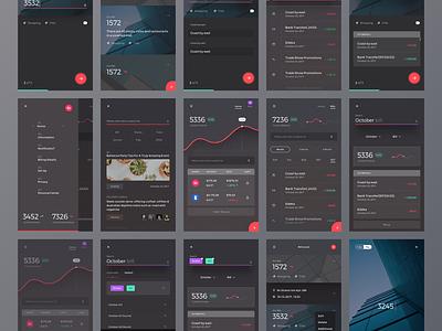UI exercises #22/100 aep type typography grid colors blog app clean minimalism,browser