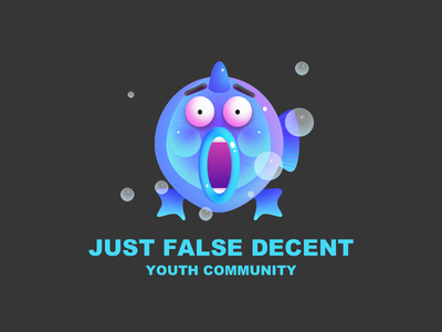 JUST FALSE DECENT decent false just