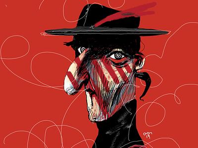 Untitled 002 portrait digitalart artwork drawing illustration