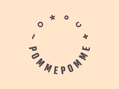Pommepomme Logo