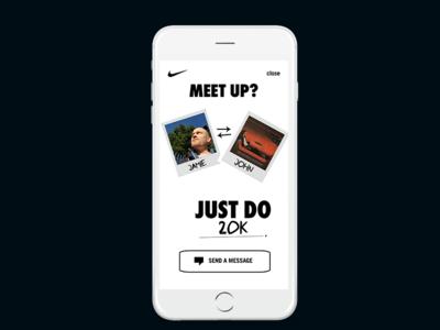Nike Community App Project