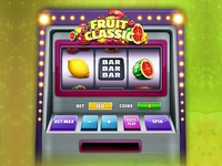 Fruit Classic - Video SLot Game up close