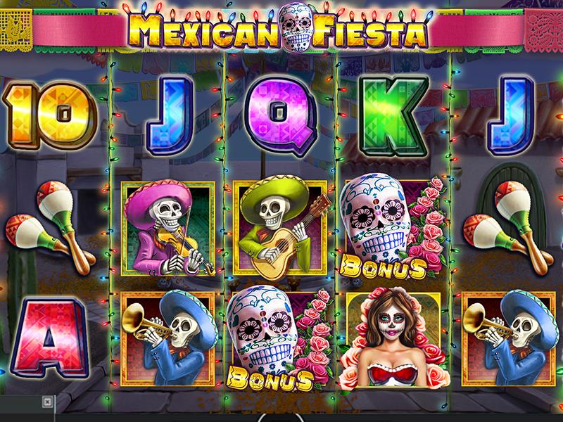 Fiesta Online Hotkey Slot