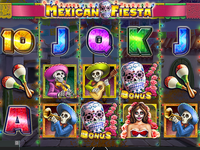 Mexican Fiesta - Slot Game