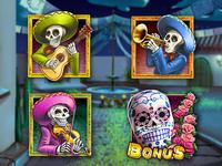 Mecian Fiesta - Icons