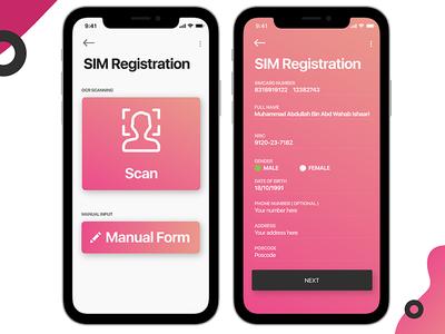 SooTalk - Registration