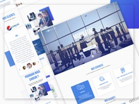 Mobilitae - Immigration Lawfirm Landing Page