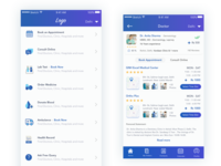 App for a Healthcare Startup