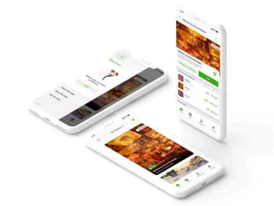 Ferns N Petals - Venue discovery app
