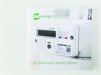 Smart Meter Booklet cover
