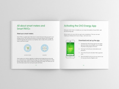 Smart Meter booklet spread