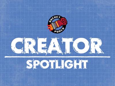 Creator Spotlight Logo