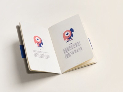 Book Marathon™ azul recreo branding idea readers book marathon runners kids book illustration characters bookmarks