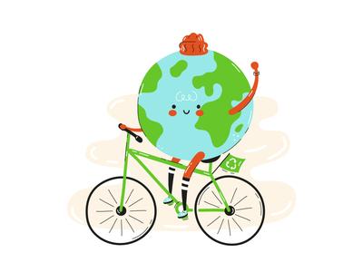 Eco transportation concept