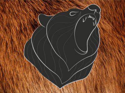 And another bear logo