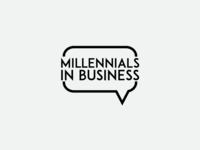Millennials in Business Logo
