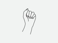 Hand Icon/Illustration