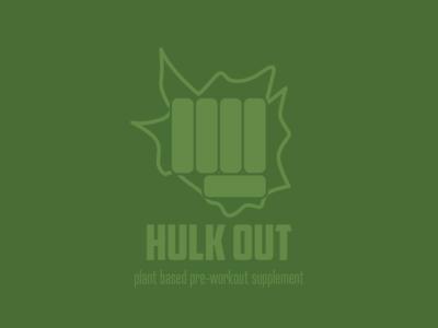Branding for Hulk Out