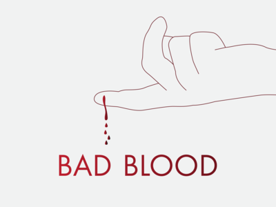 Bad Blood Book Graphic