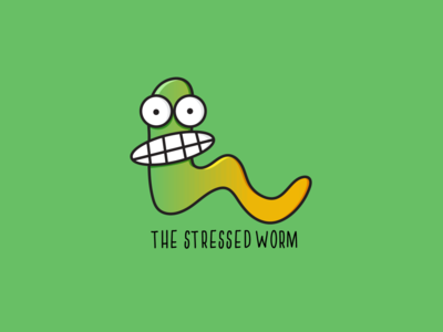 The Stressed Worm