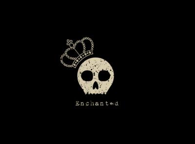 Enchanted Skull Logo