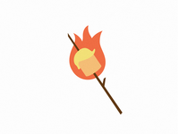 Roasted | Vectober #3