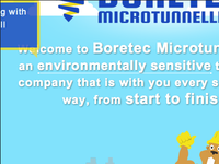 Microtunnelling Website