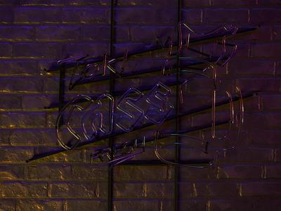 ok! ass_Video ver. pop ok octane neon motion design motion korea graphic design cinema4d cass c4d beer ass artwork animation 3d