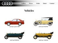 Oldtimer Website