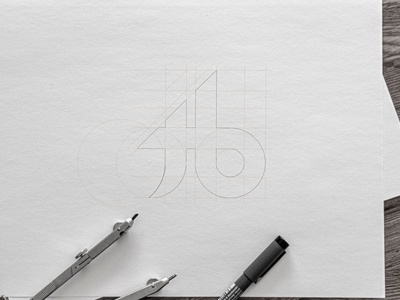 Jack Balke Design Logo logo icon design vector illustration adobe illustrator