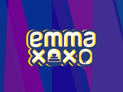 Emma Xoxo logo