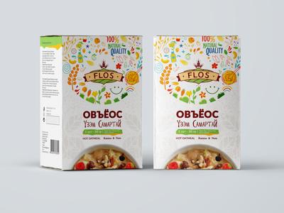 Flos package design