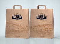 Duut Resort Paper bag