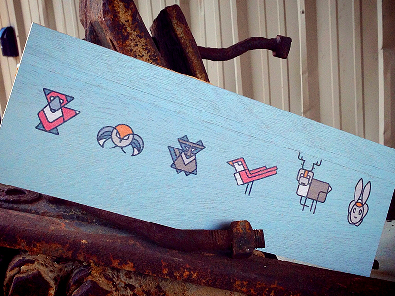Woodlandseries