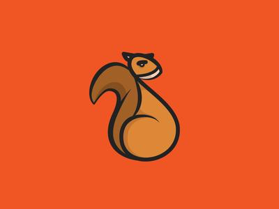 Squirl Logomark