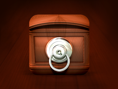 Chest app icon