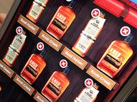 Bourbon Trail App - Drag & Drop Tests