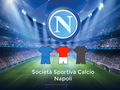 Napoli uefa champions league soccer uefa kit napoli football