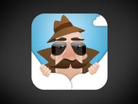 Cloud Assassin iOS Icon