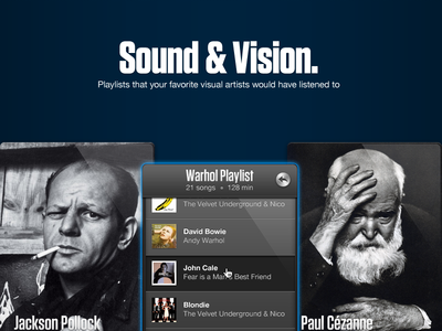 Sound And Vision 6