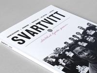 Svartvitt magazine